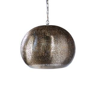 Metal Cutout Lantern