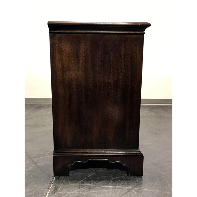 Drexel Heritage 18th Century Mahogany Dresser - Image 7 of 11