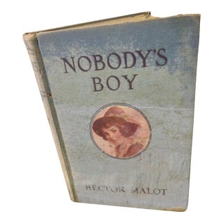 "Antique Book ""Nobody's Boy"""