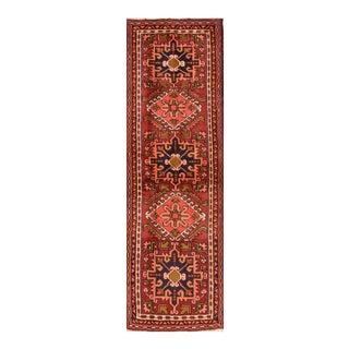 "Apadana - Vintage Persian Karaja Rug, 2'2"" x 6'10"""