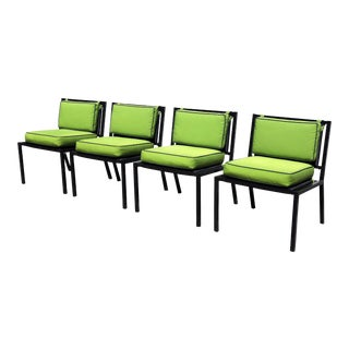 van keppel green patio chairs set of 4 - Mid Century Modern Patio Furniture