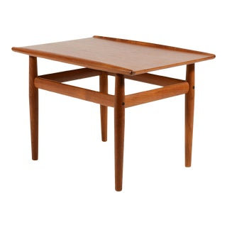 Teak Side/ End Table by Greta Jalk