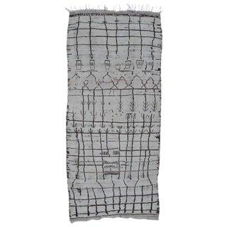 Older Azilal Moroccan Berber Rug