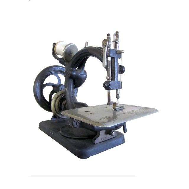 Willcox & Gibbs Co. Sewing Machine - Image 1 of 6