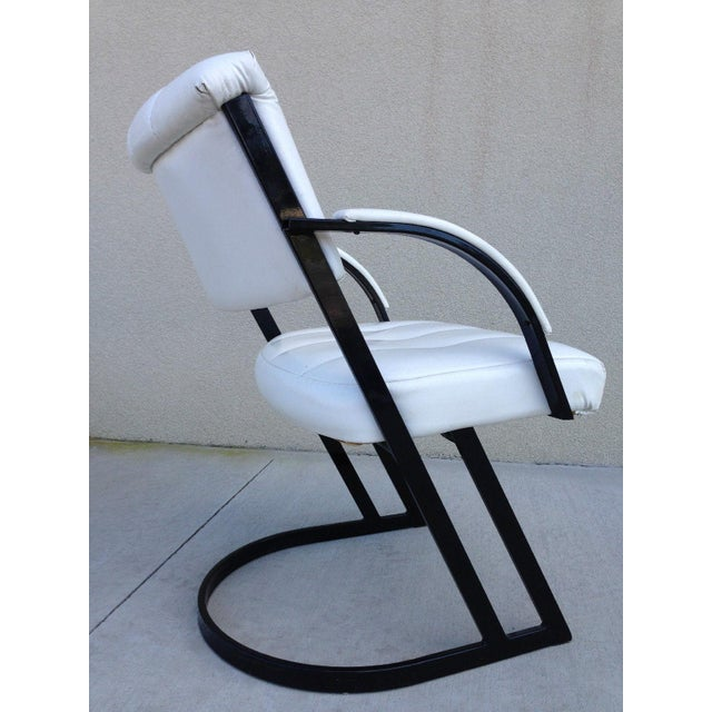 Mid-Century Z-Bar Armchairs by Cal-Style - Image 5 of 8