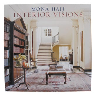 Interior Visions by Mona Hajj, Signed