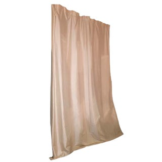 Restoration Hardware Thai Silk Drapery