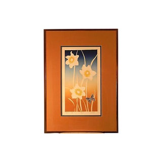 "Framed ""Sun-Up"" Print"