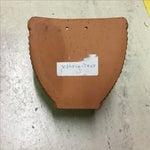Image of Italian Terra Cotta Wall Pocket Planters - A Pair