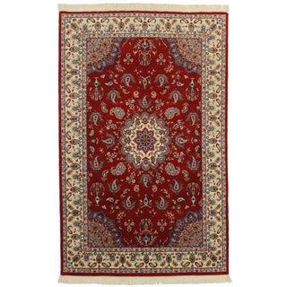 RugsinDallas Fine Hand Knotted Wool Pakistani Rug