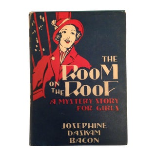 """1935 Mystery Novel - """"The Room on the Roof"""""""