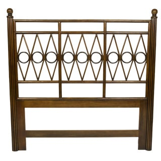David Francis Furniture Drake King Headboard