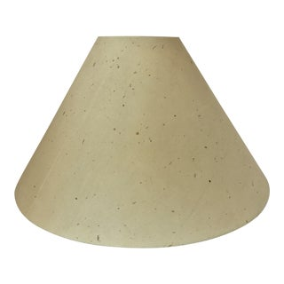 Vintage Textured Lamp Shade