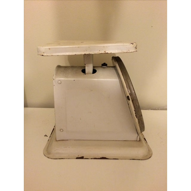 Vintage American Family Kitchen Scale - Image 6 of 6