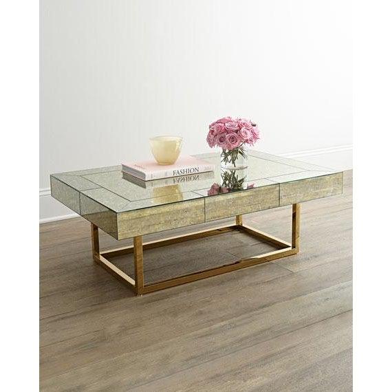 Image of Jonathan Adler Delphine Cocktail Table