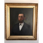 Image of 19th Century Victorian Portrait Painting