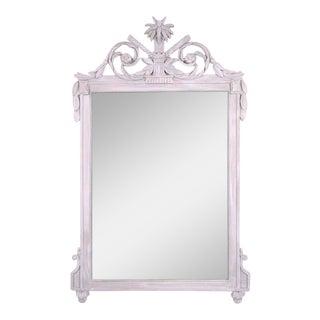 Vintage French Louis XVI Style Mirror