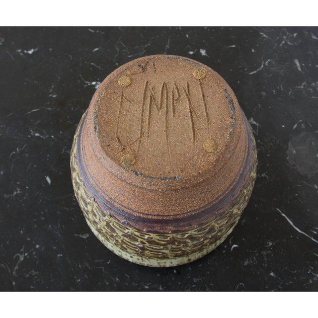 Textured Stoneware Garden Pot - Image 8 of 8