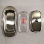 Image of Mid-Century Modern Oneida Butter Dish - Never Used