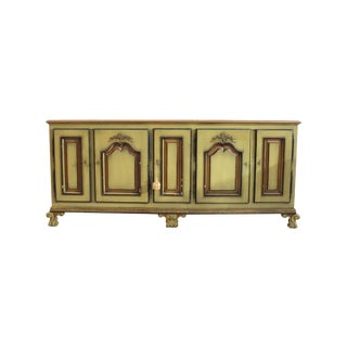 Olive French-Style Credenza