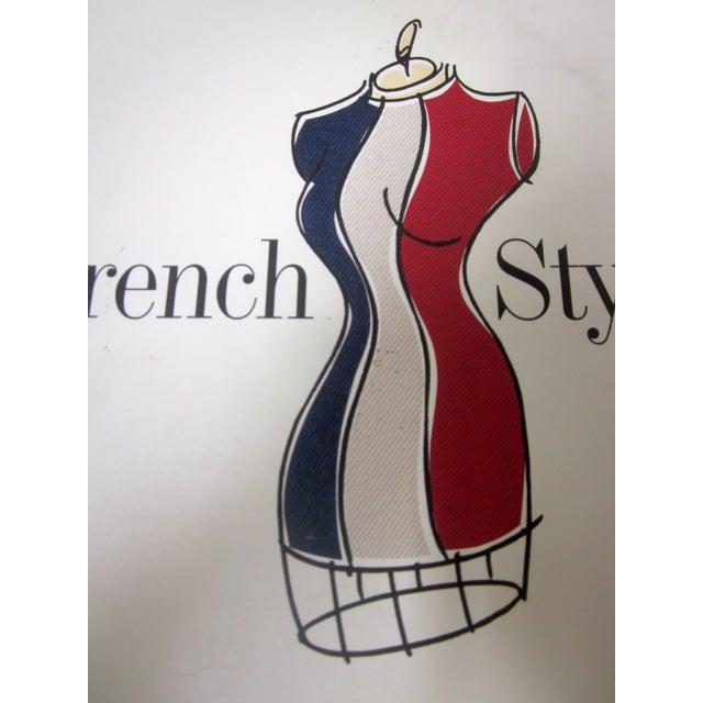 Vintage French Style Fashion Books Set Of 3 Chairish