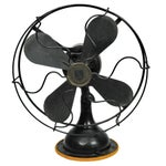 Image of Antique Table Top Fan