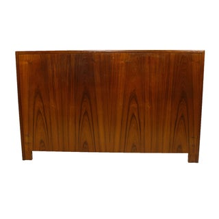 Danish Modern Teak Full/Twin Headboard