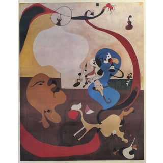 1990c Italian Salvador Dali Exhibition Poster