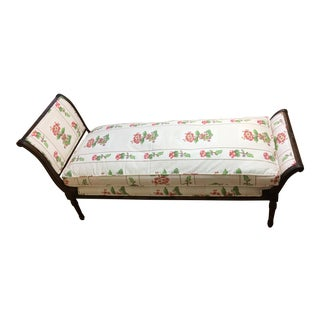 1930's Upholstered Daybed