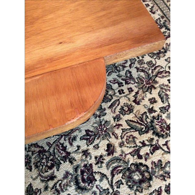 Vintage Danish Modern Low Coffee Table - Image 7 of 11