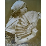 Image of 1920s Ina Claire Autographed Photo