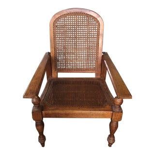 Plantation Style Wood Chair