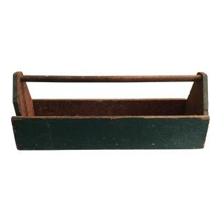 Vintage Rustic Tool Caddy