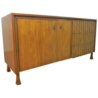 John Widdicomb Mid-Century Walnut Dresser
