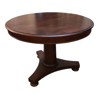 Century Furniture Game Table