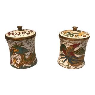 Japanese Decor Accessories - A Pair