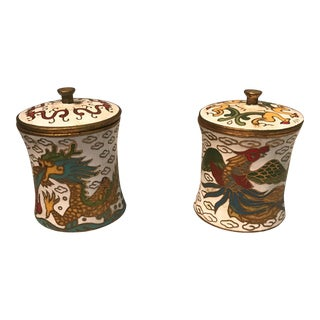 Japanese Decor Accessories - A Pair