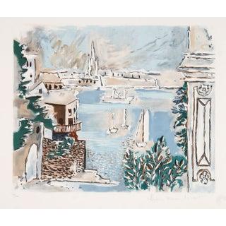 Pablo Picasso - Passage De Dinard Lithograph
