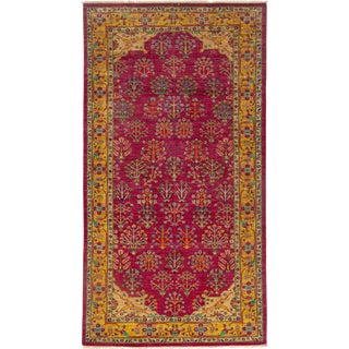 "Ziegler Hand Knotted Area Rug - 5'3"" X 9'8"""
