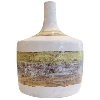 Fantoni Ceramic Vase
