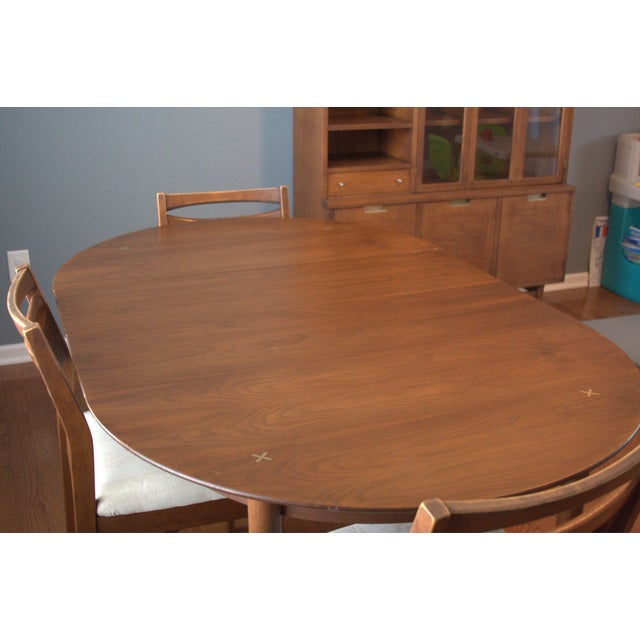 American of Martinsville Mid-Century Dining Set - Image 3 of 6