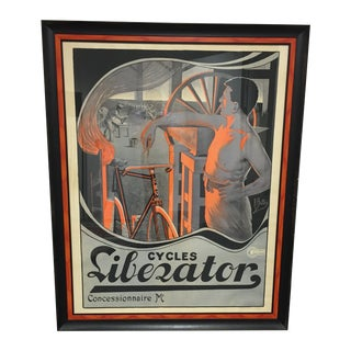 Liberator Cycles Concessionaire Poster