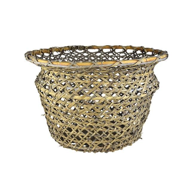 European Gathering Basket - Image 1 of 4