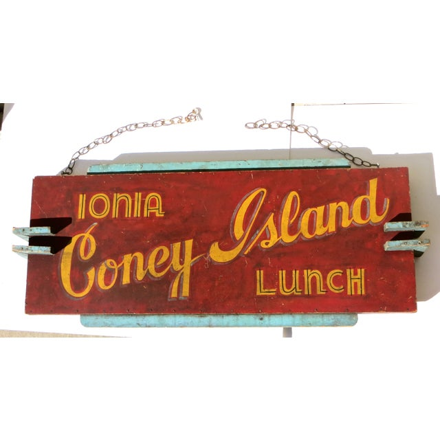 Coney Island Diner Sign - Image 2 of 5
