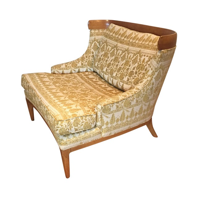 Mid-Century Tomlinson Sophisticate Lounge Chair - Image 1 of 8