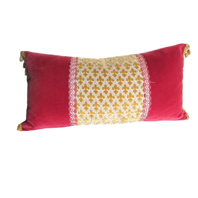 Image of JoAnna Poitier Refurbished Vintage Pillow