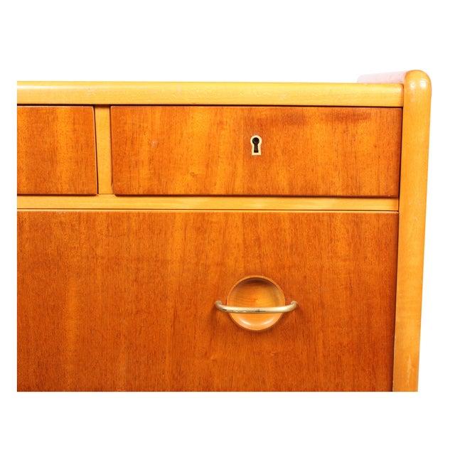 Venesta Mid-Century Mahogany Dresser - Image 4 of 5