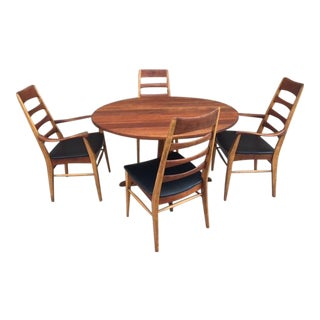 Mid Century Sculptural Dining Set