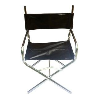 Mid-Century Director's Chair