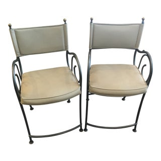 Shaver Howard Stools - A Pair